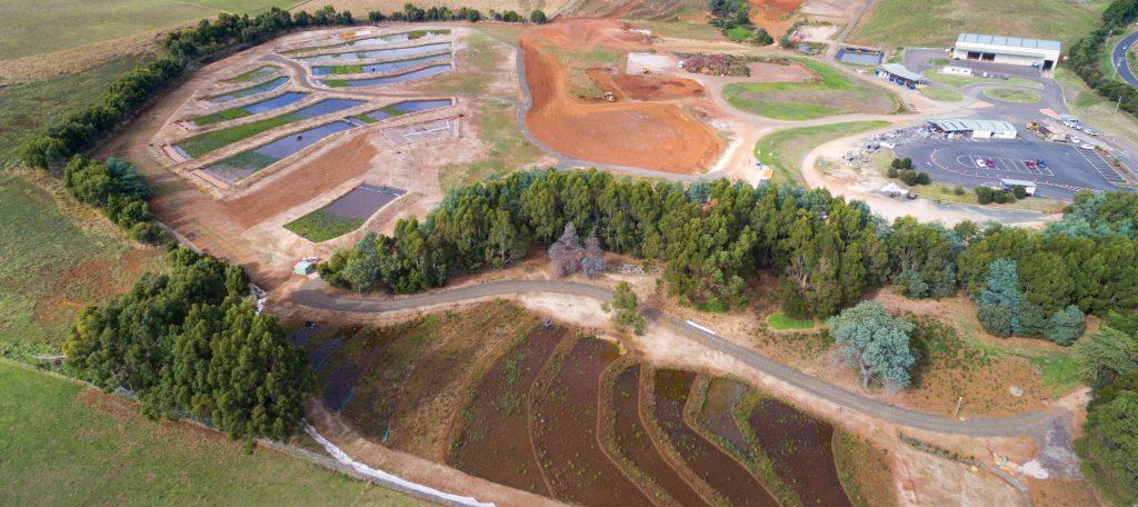 Syrinx Environmental - Projects - Burnie