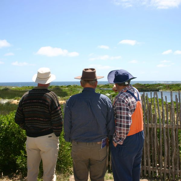 King Island Currie - Passive recreation and education